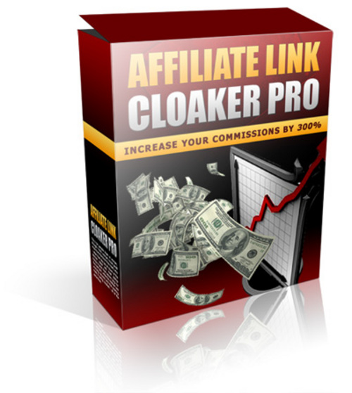 Product picture Affiliate Link Cloaker Pro PLR