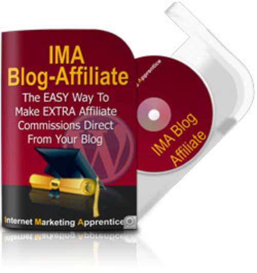 Product picture Blog Affiliate Plugin Comes with Master Resale Rights