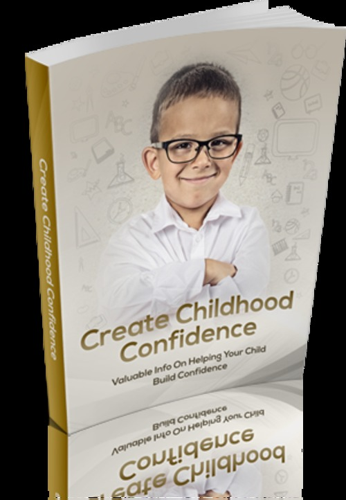 Product picture Create Childhood Confidence Comes with Master Resale