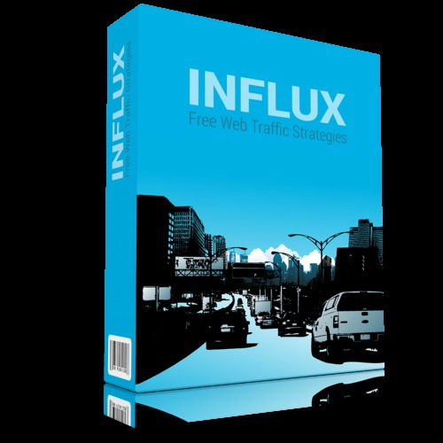 Product picture Influx Free Web Traffic Strategies